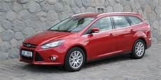 Test Ford Focus Kombi 2 0 Tdci Mil 225 ček Davů V Usa I V