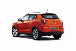 Ssangyong Tivoli 2019 Model Year Revealed  Autocar India