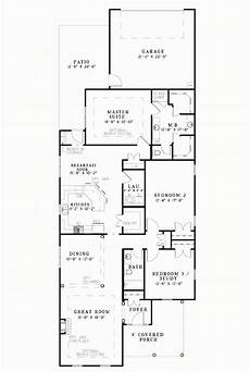 house plans for long narrow lots oconnorhomesinc com romantic house plans for long narrow