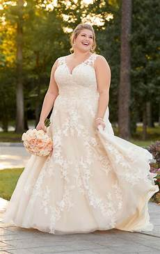 Wedding Gowns For Big Brides