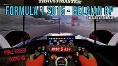 Formula 1 2015 Belgian Gp Circuit De Spa Francorchs