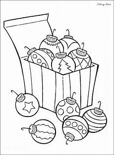 30 best ornaments coloring pages free printable
