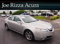 certified pre owned 2010 acura tl tech 18 inch wheels awd