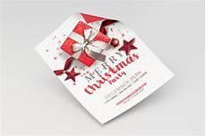 merry christmas flyer template for photoshop 01 carlos viloria