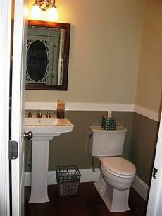 Ideas For Half Bathrooms by Half Bath Idea Diffferent Color Scheme Though Ideas