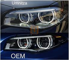 for bmw f10 led hi lo for 520 528 535 550 headlight with