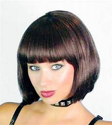 miss fisher haircut 1920 s classic bob flapper wig brown quality women s miss fisher costume wig ebay