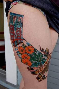 40 breathtaking state of california tattoos tattooblend