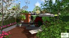 schöne kleine gärten bilder reihenhausgarten