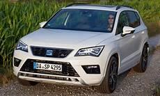neuer seat ateca 2016 erste testfahrt autozeitung de
