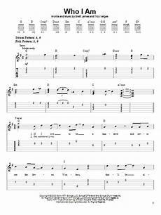 who i am sheet music direct