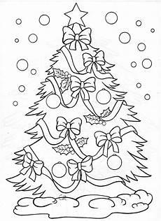 Ausmalbilder Weihnachten Tree Coloring Page Ausmalbilder Kinder
