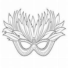 Malvorlagen Faschingsmasken Die 16 Besten Bilder Ausmalbilder Coloring
