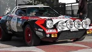 1978 Lancia Stratos HF Rally Car Sound  YouTube