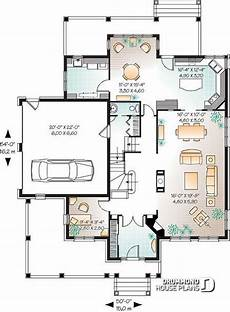 4 bedroom country house plans 1st level country style 4 bedroom house plan home office