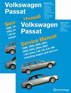 download car manuals 1999 volkswagen passat navigation system front cover vw volkswagen passat service manual 1998 2005 bentley publishers repair