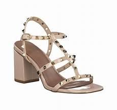beige damen sandaletten mit absatz eddie rodriguez
