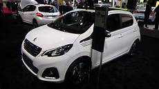 2019 Peugeot 108 Top Collection Exterior And Interior