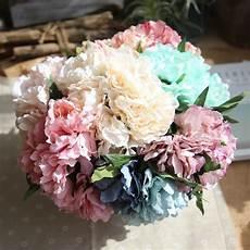 fiori secchi on line 5heads a bouquet wedding flower artificial
