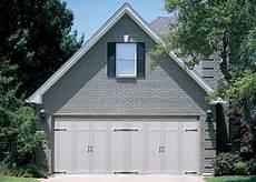 2 garage doors vs two car garage doors cincinnati residential door