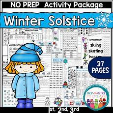 winter solstice worksheets 20086 winter solstice by stop and smell the crayons teachers pay teachers