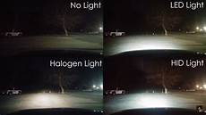 What Is Better Halogen Xenon Or Led Headlight Technologies