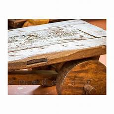 Table Basse En Pin Ancien Table De Salon Originale Avec