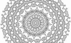 Coloring To Calm Volume One Coloring To Calm Volume One U2013 Mandalas Coloring Pages