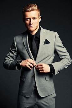grauer anzug schwarzes hemd sch 252 rle mode grauer anzug schwarzes hemd graue anz 252 ge