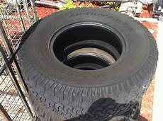 4 bf goodrich all terrain t a ko bsw tires lt315 70r17 34