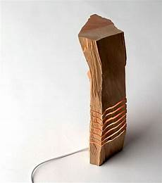 moderne kunst deko zuhause ideen holz skulptur wooden