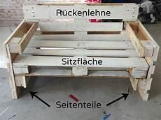 paletten möbel bauen m 246 bel aus paletten bauen anleitung