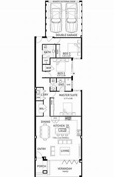 single storey house plans australia beach house single storey home design floor plan wa