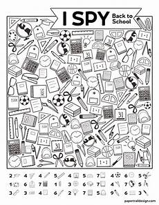 free printable i spy back to school activity paper trail design