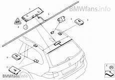 single parts f antenna diversity bmw 5 e61 525d m57n europe