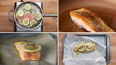 4 ways to cook salmon youtube