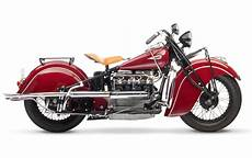 Probably The Most Handsome American Motorcycle