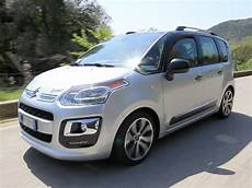 New Citroen C3 Picasso Exclusive Cinema 2015 Test