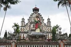 Gereja Palasari Tempat Ibadah Umat Kristiani Wisata Bali