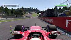 en spa f1 2017 gameplay ps4 22 08 17 srpetete