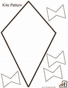 drachen vorlage δωρεάν pattern kite kite