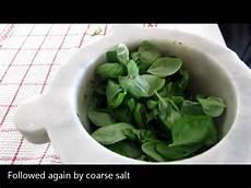 pesto genovese rezept how to make pesto genovese original italian recipe for