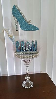 high heel table centerpiece prom shoe high heel