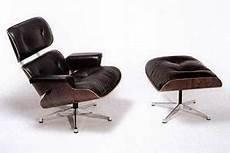 charles eames lounge chair sessel und ottoman hocker
