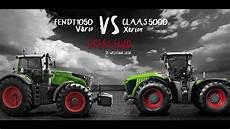 Malvorlagen Claas Xerion Pdf Trailer Fendt 1050 Vs Claas Xerion 5000