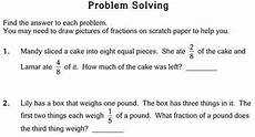 fraction word problems worksheet 3rd grade 11395 fraction word problems 3rd grade worksheets individualized math