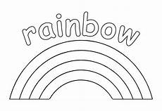 6 best images of dot rainbow printable coloring pages