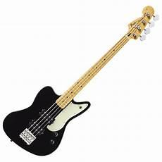 fender jaguar bass black fender pawn shop jaguar bass black at gear4music