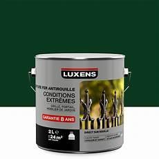 Peinture Fer Ext 233 Rieur Antirouille Luxens Vert Sapin 2 L