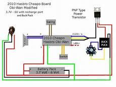 wiring diagram for lightsaber the lightsaber dreycon dell s jedi garb tutorial